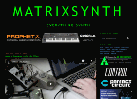 matrixsynth.blogspot.com
