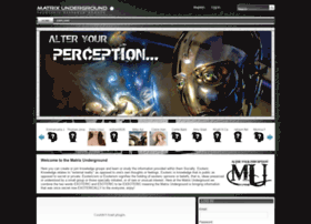 matrixunderground.com