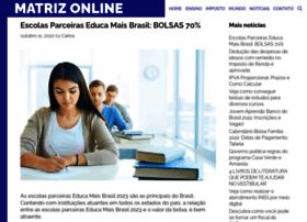 matrizonline.com.br