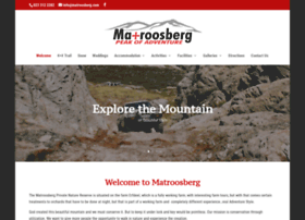 matroosberg.com