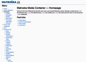 matroska.org