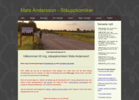 mats-andersson.se