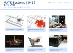 mats-systems.com.au