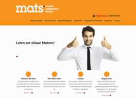 matsnederland.nl