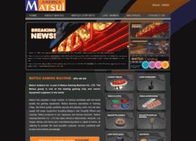 matsui-americainc.com