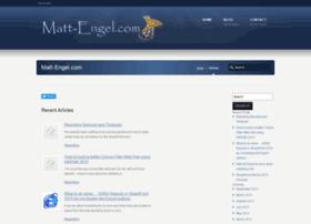 matt-engel.com