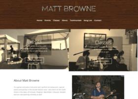 mattbrowne.net