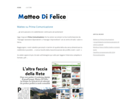 matteodifelice.com