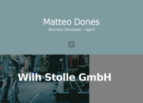 matteodones.com