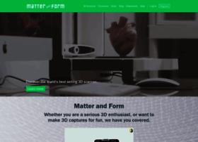 matterandform.net