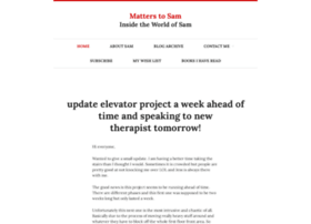 matterstosam.wordpress.com
