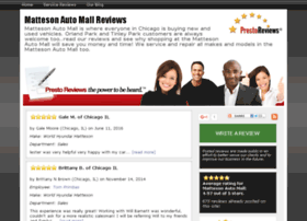 mattesonautomallreviews.com