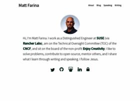 mattfarina.com