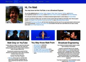mattg.co.uk