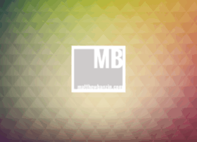 matthewbanzin.com
