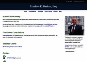matthewbarison.com
