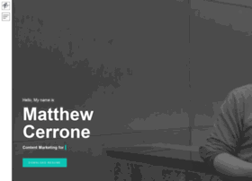 matthewcerrone.com