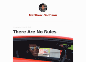 matthewelijaho.com