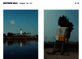 matthewhaledesign.com