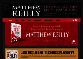 matthewreilly.com
