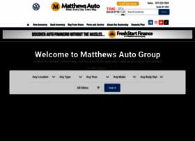 matthewsauto.com