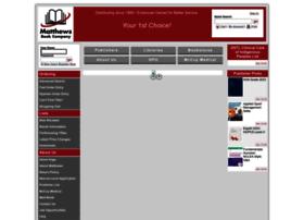 matthewsbooks.com