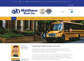 matthewsbuses.com