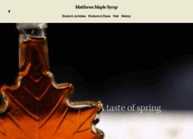 matthewsmaple.com