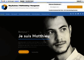 matthieu-tranvan.fr