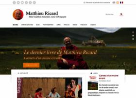 matthieuricard.org