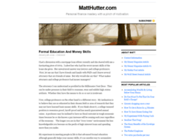 matthutter.com