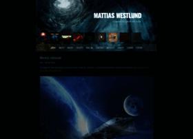 mattiaswestlund.net