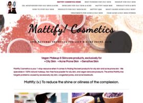mattifycosmetics.com