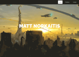 mattnorkaitis.com