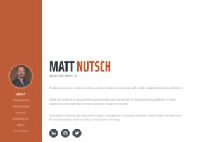 mattnutsch.com