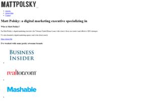 mattpolsky.com