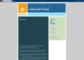 mattportersblog10.blogspot.co.nz
