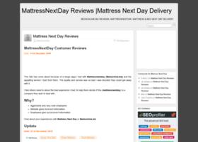 mattressnextday.info