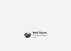 mattsoave.com
