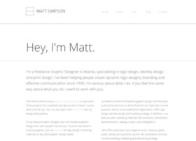 mattsportfolio.net
