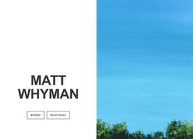 mattwhyman.com