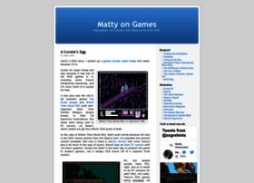 mattyongames.wordpress.com
