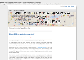 matvalleycrimemap.com