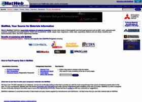 matweb.com