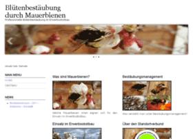 mauerbienen-im-erwerbsobstbau.de
