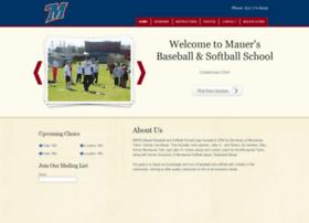 mauersbaseball.com