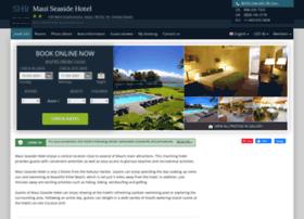 maui-seaside-kahului.hotel-rez.com
