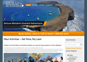 maui.hawaiidiscountactivities.com