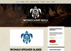 maui.wordcamp.org