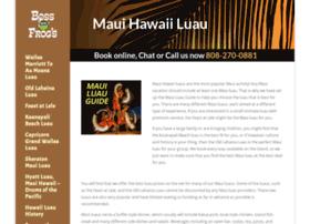mauihawaiiluau.com